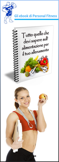 ebook 'Tutto quello che devi sapere sull'alimentazione (per il tuo allenamento)'